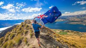 Let's go to New Zealand