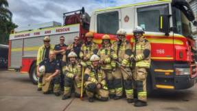 How to become a volunteer firefighter?
